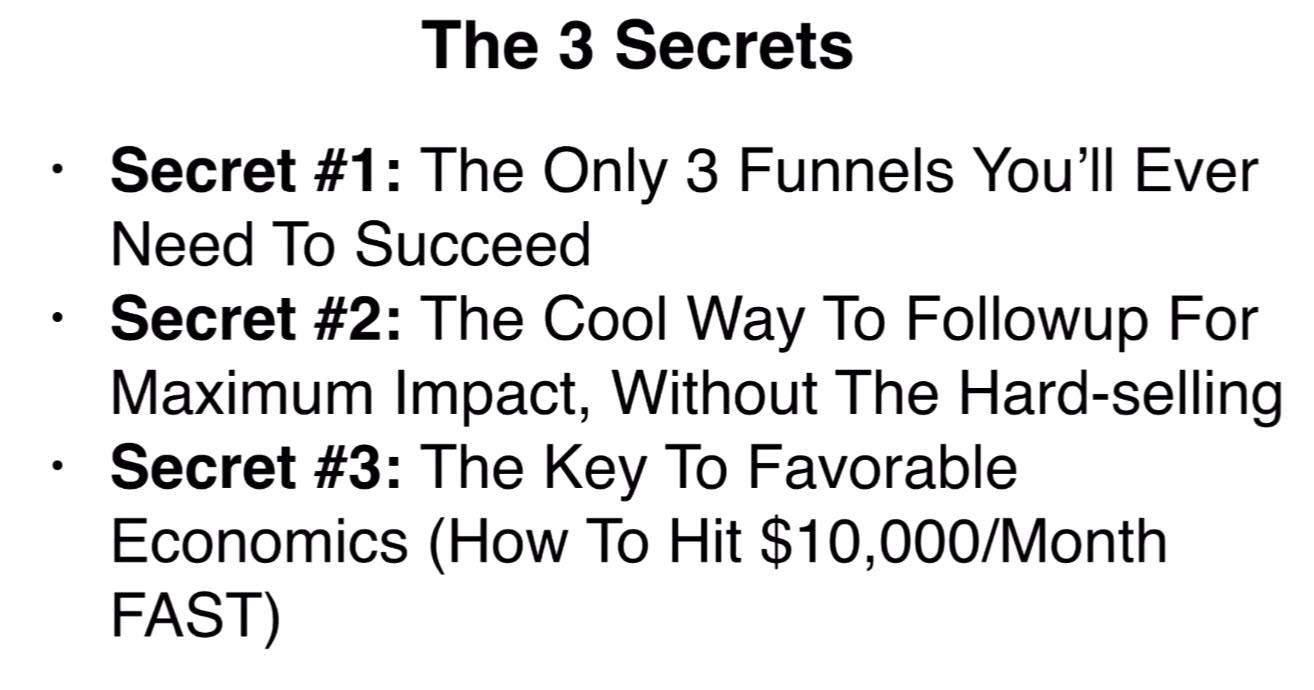 3 Secrets from Super Affiliate Network creator Misha Wilson