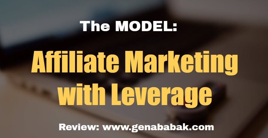 Affiliate Marketing with leverage