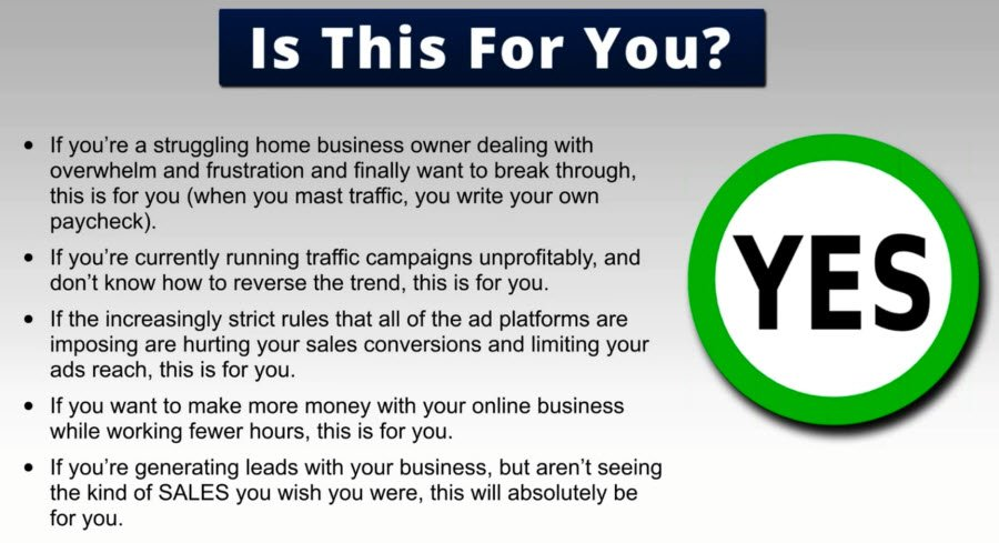 Best paid Traffic Sources For Affiliate Marketing Business Model - Is this For You