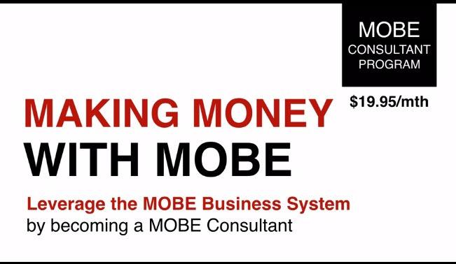 MOBE Business Consultant program