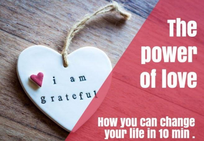 The power of love by Gena Babak