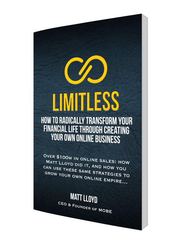 Limitless Book By Matt Lloyd