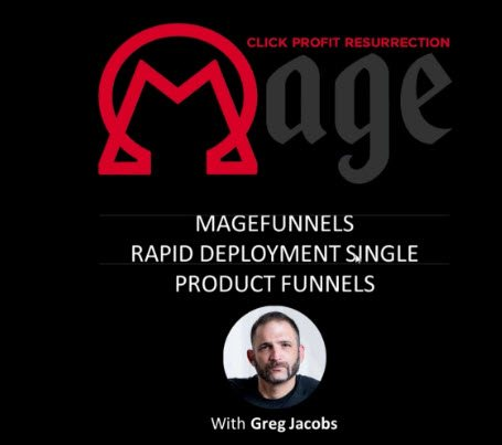 MAGEFUNNELS WITH GREG JACOBS