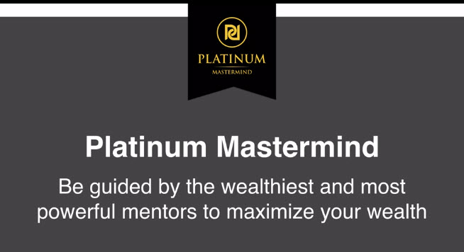 MOBE PLATINUM MASTERMIND PROGRAM