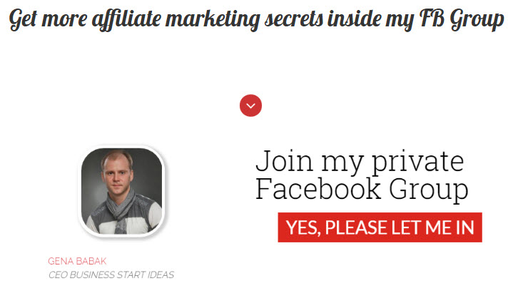 JOIN MY SECRET FACEBOOK GROUP - business start ideas