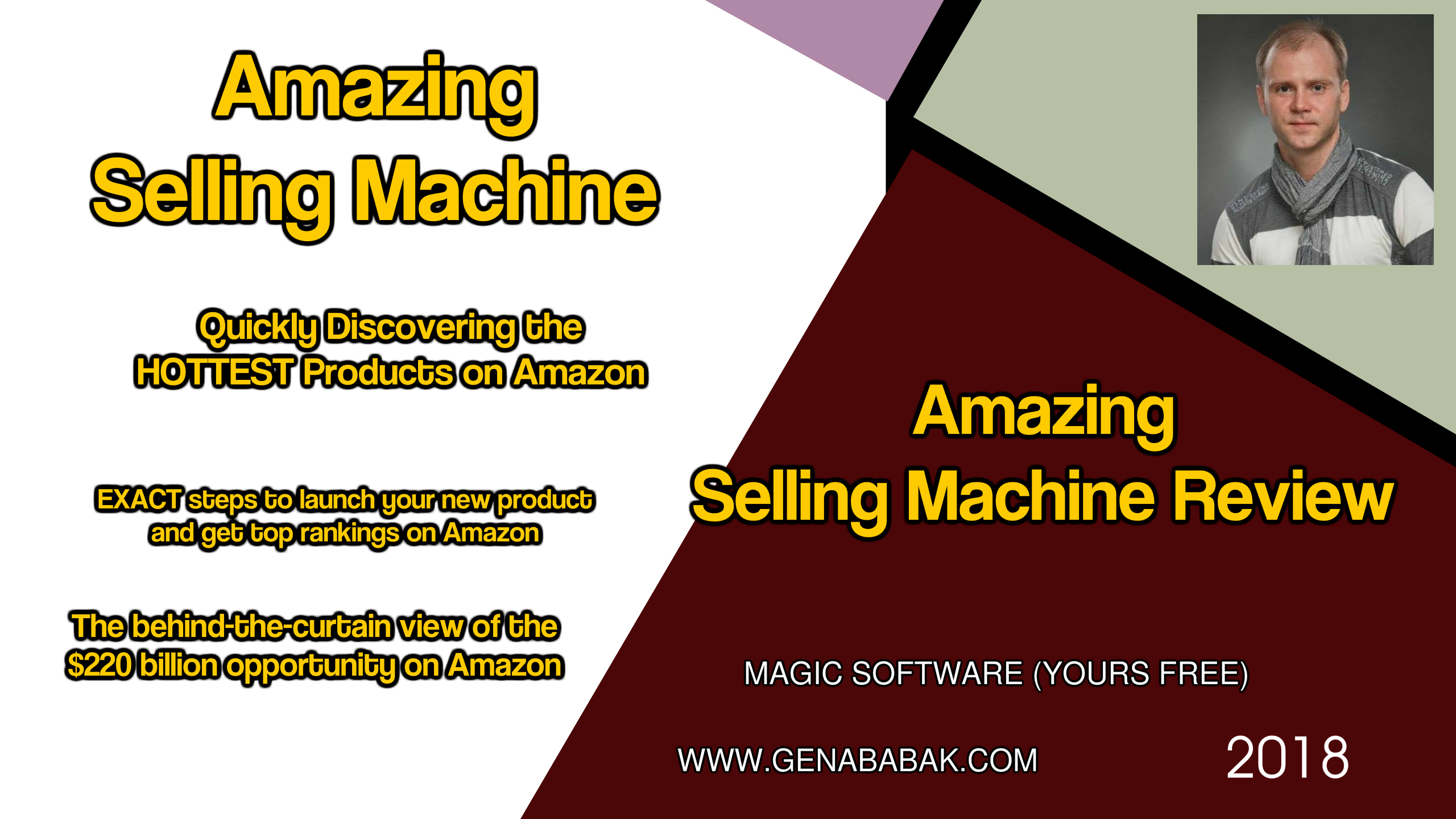 The ASM Amazing Selling Machine Review