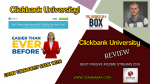 Clickbank University Review 2018