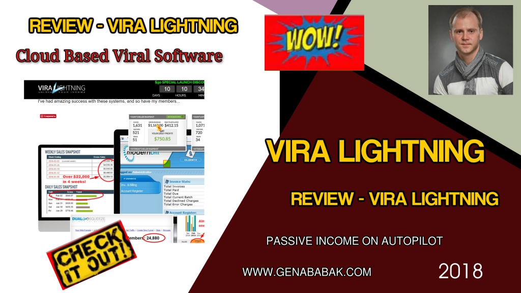 VIRA LIGHTNING REVIEW BY GENA BABAK