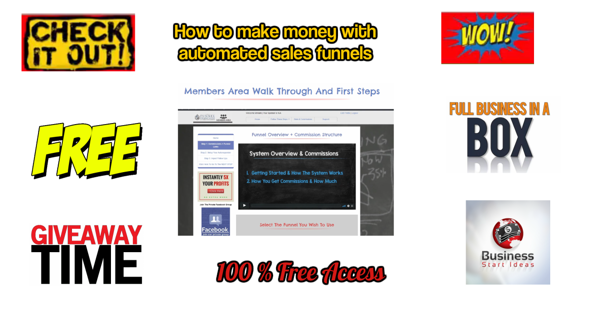 How to make money with automated sales funnels: beginners guide