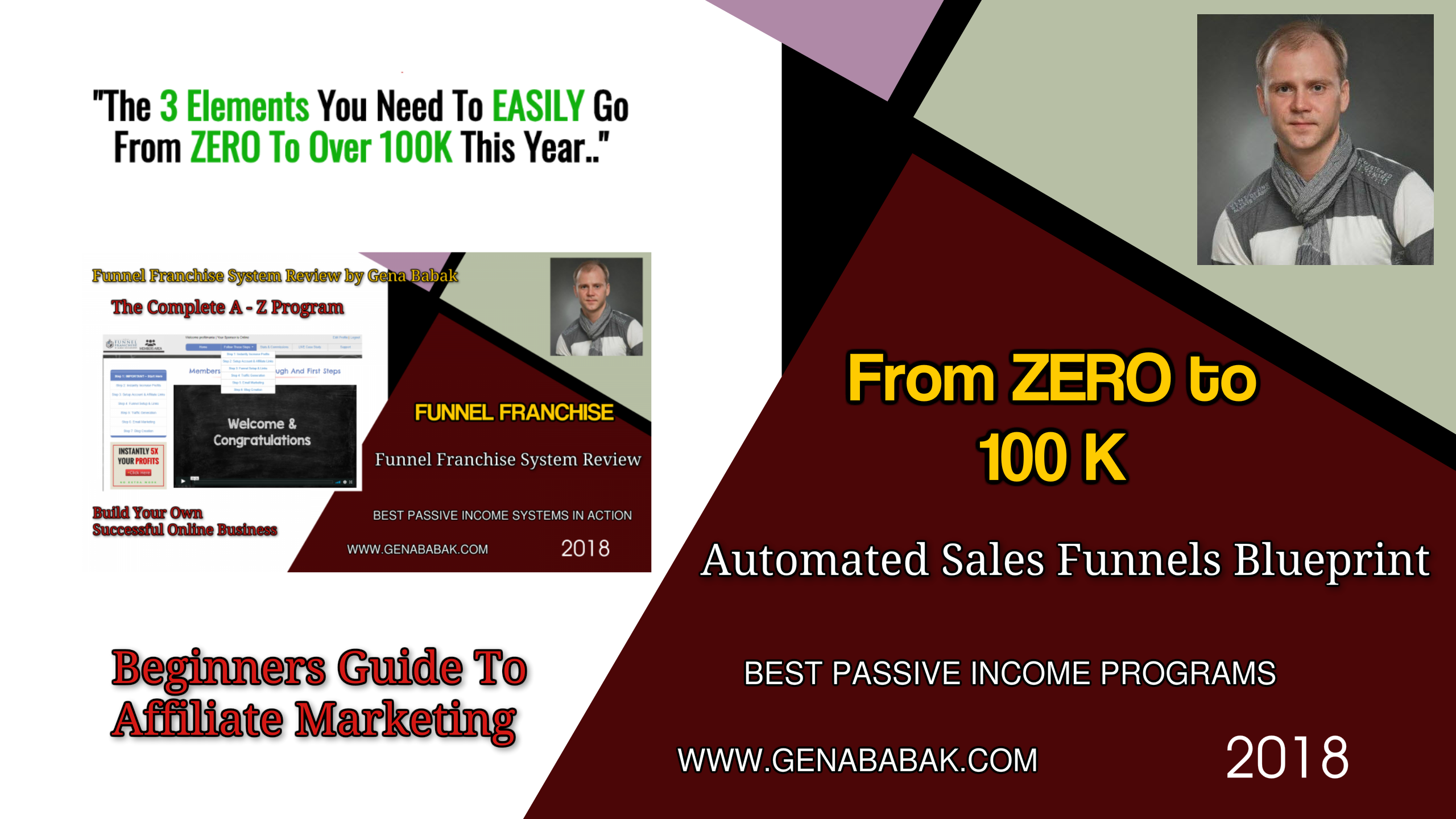 Affiliate marketing: From zero to 100 k in one year - beginners guide to affiliate marketing