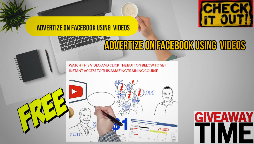 How to advertise on Facebook using video