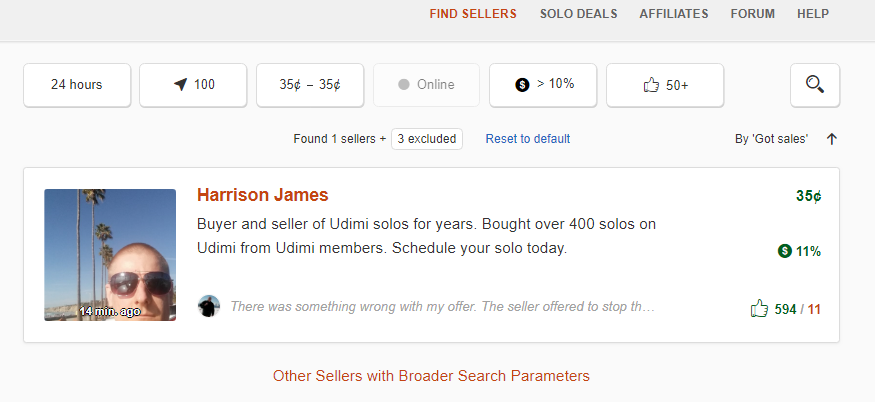 How to chose UDIMI Solo Ad Provider