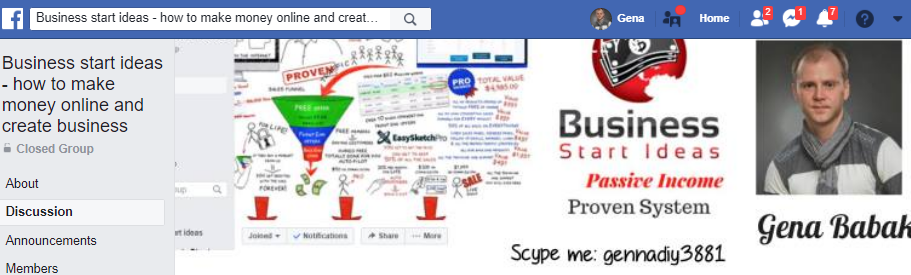 Join Business Start Ideas Facebook Group  to learn more tips and tricks about How to make money online