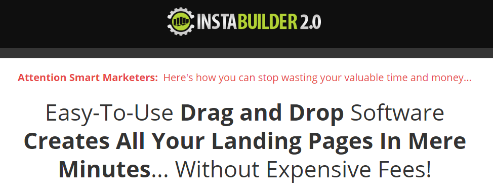 Instabuilder 2.0 wordpress theme and plugin review - best for affiliate marketing