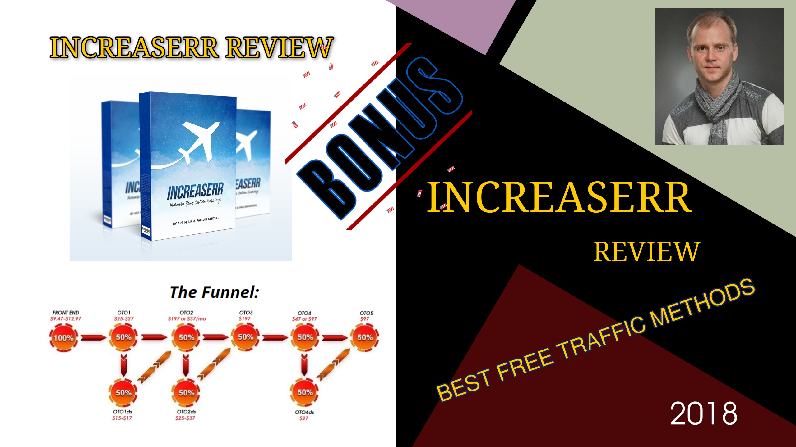 INCREASERR REVIEW AND BONUS BY GENA BABAK
