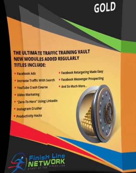 NFL GOLD - THE ULTIMATE TRAFFIC TRAINING VAULT