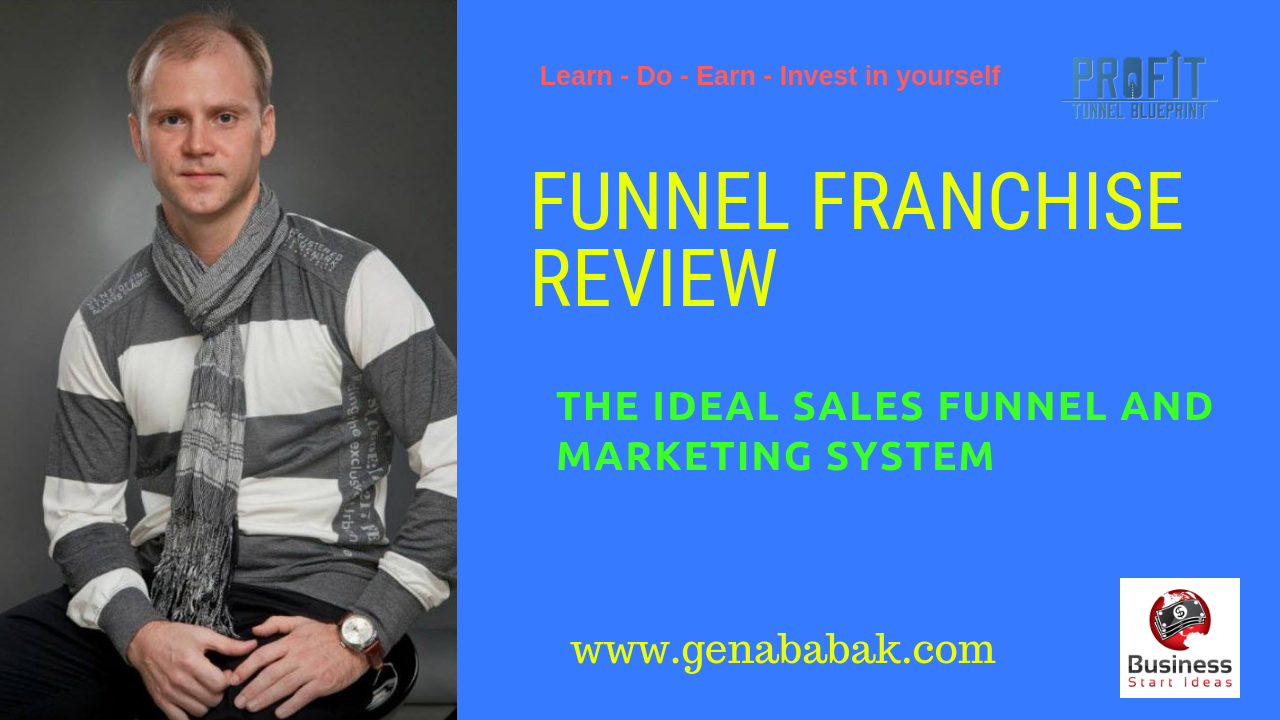 Funnel Franchise review how to create 8 passive income streams