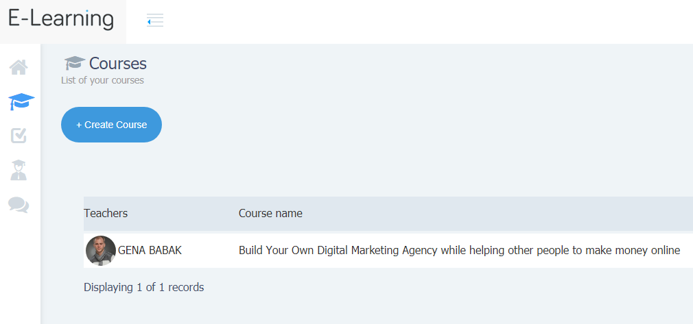 BUILDERALL MEMBERSHIP SITES: CREATING YOUR FIRST TRAINING COURSE