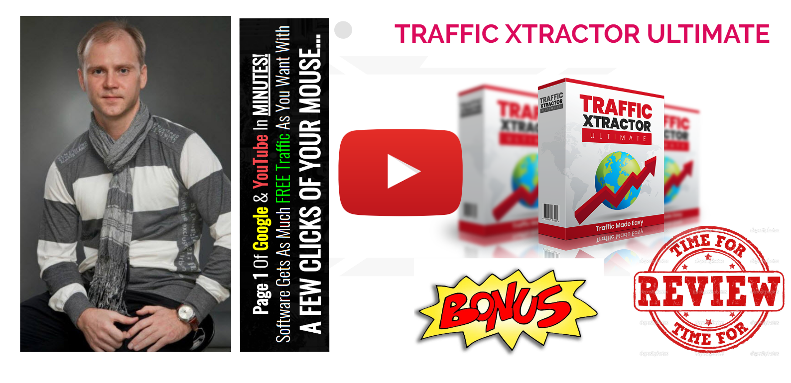 TRAFFIC XTRACTOR REVIEW AND BONUS BY GENA BABAK