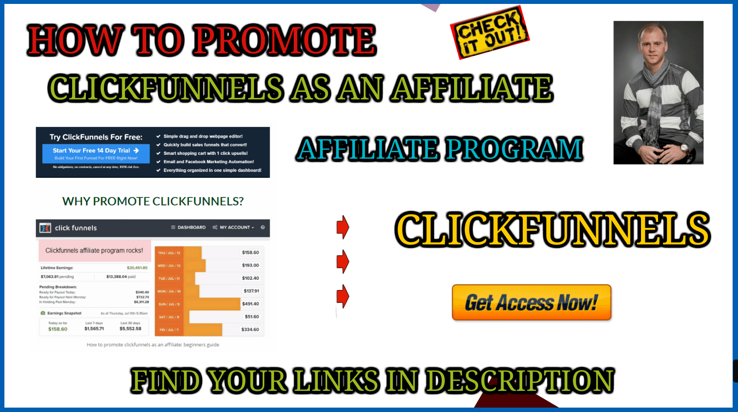 How to promote clickfunnels as an affiliate