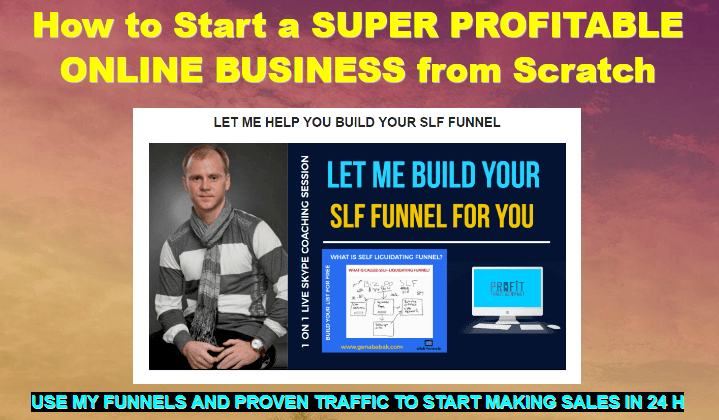 HOW TO CREATE A SUPER PROFITABLE ONLINE BUSINESS