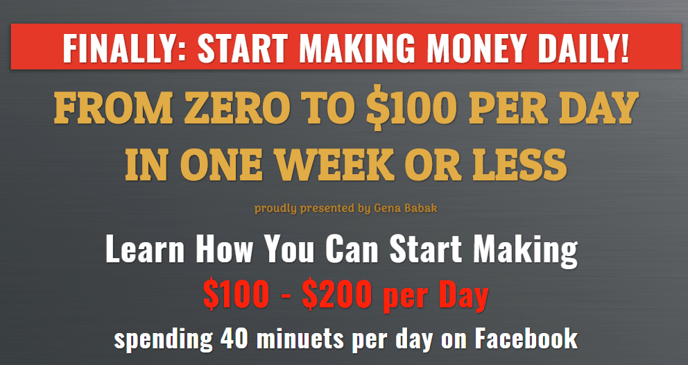 HOW TO MAKE MONEY WITH EASY1UP - SALES FUNNEL