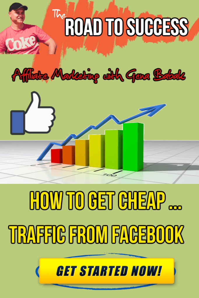 How to get cheap traffic from Facebook