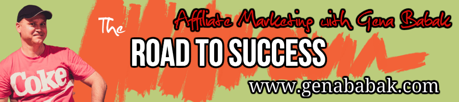 Affiliate marketing with Gena Babak