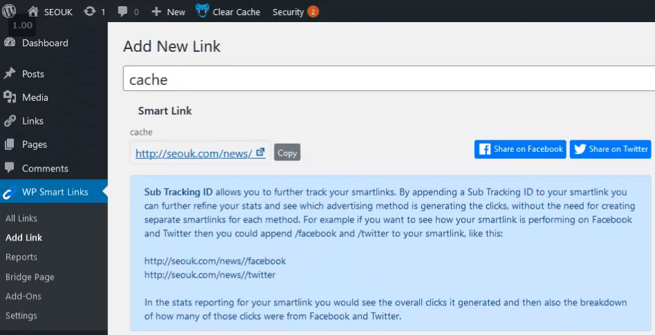 WP TOOLKIT SMART LINKS REVIEW
