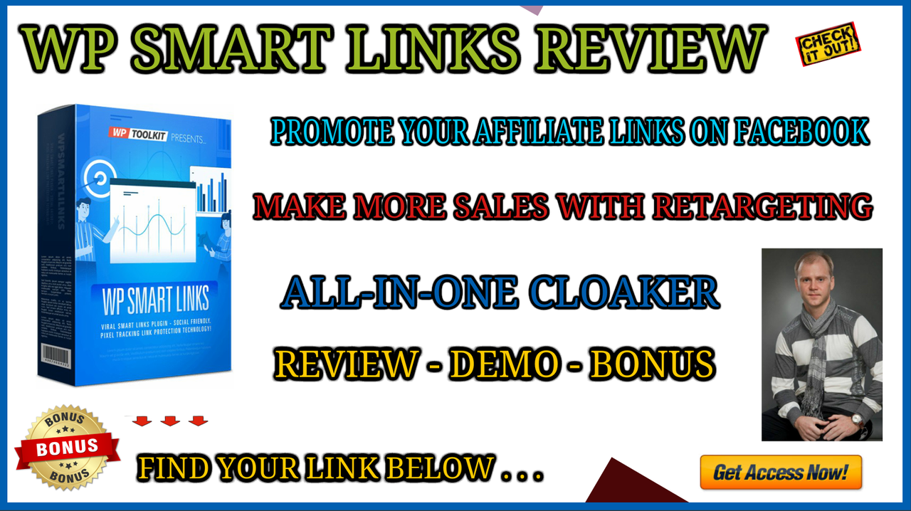 WP SMART LINKS REVIEW AND BONUS
