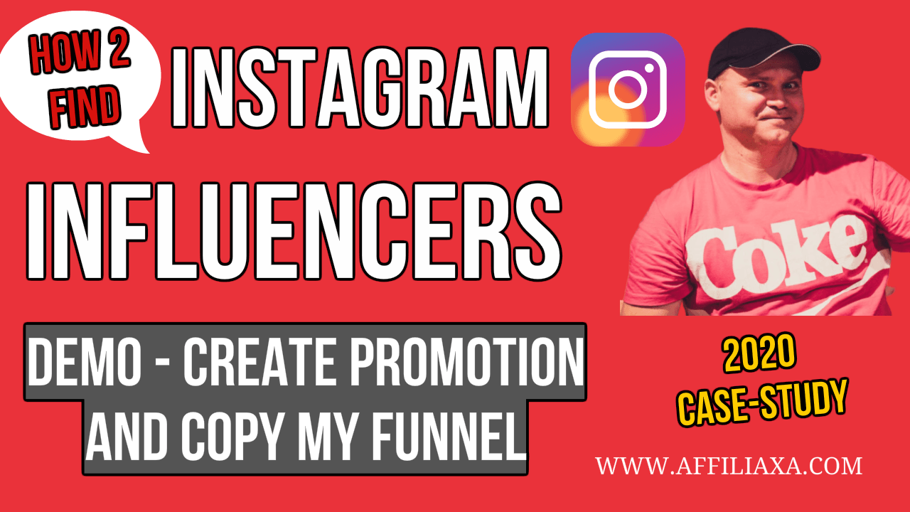 How to find Instagram Influebncers and create paid promotion in 2020