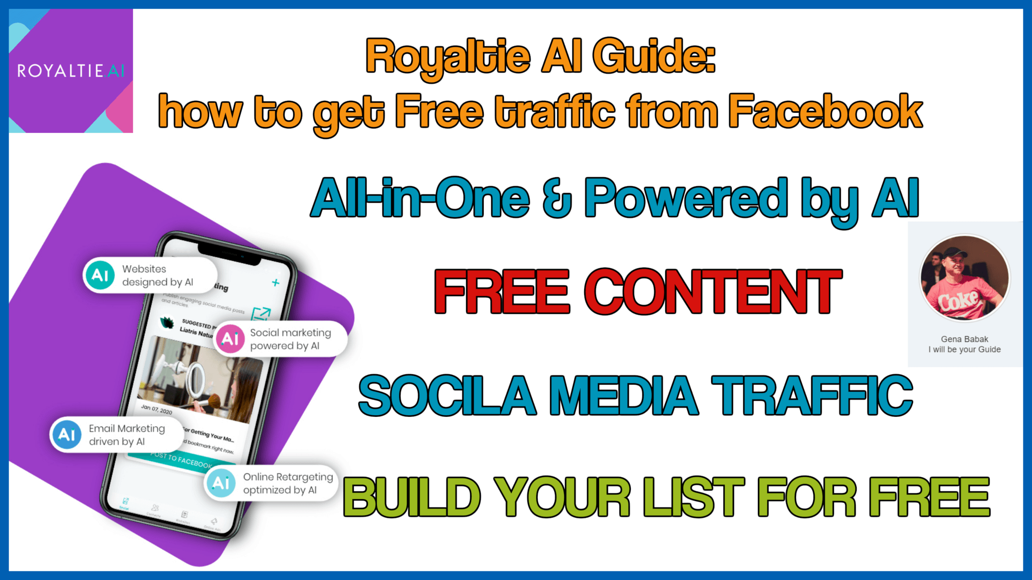 How to drive free traffic to your blog from Facebook