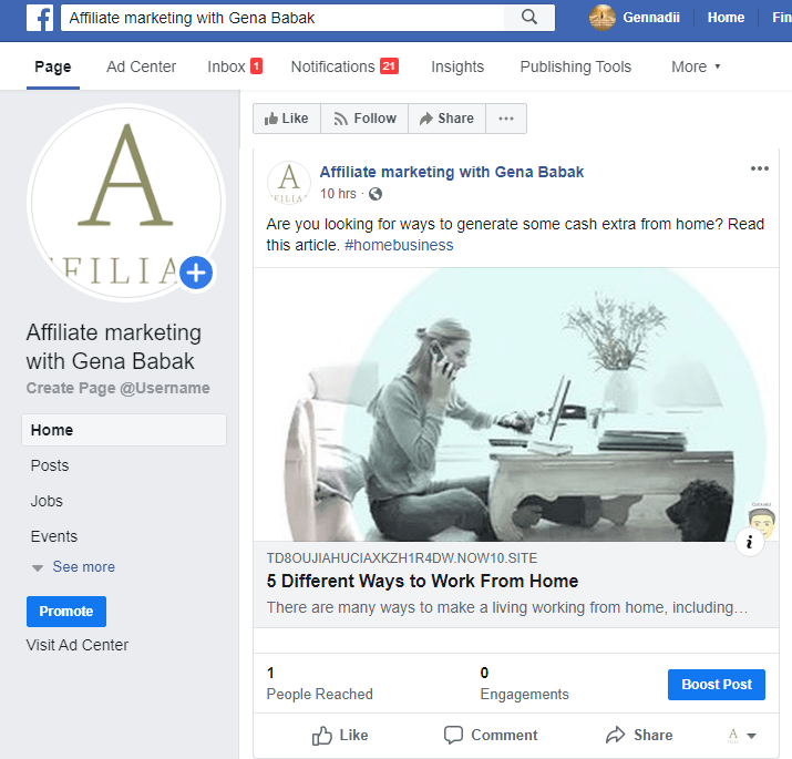 ROYALTIE AI GUIDE: HOW TO GET FREE TRAFFIC FROM FACEBOOK