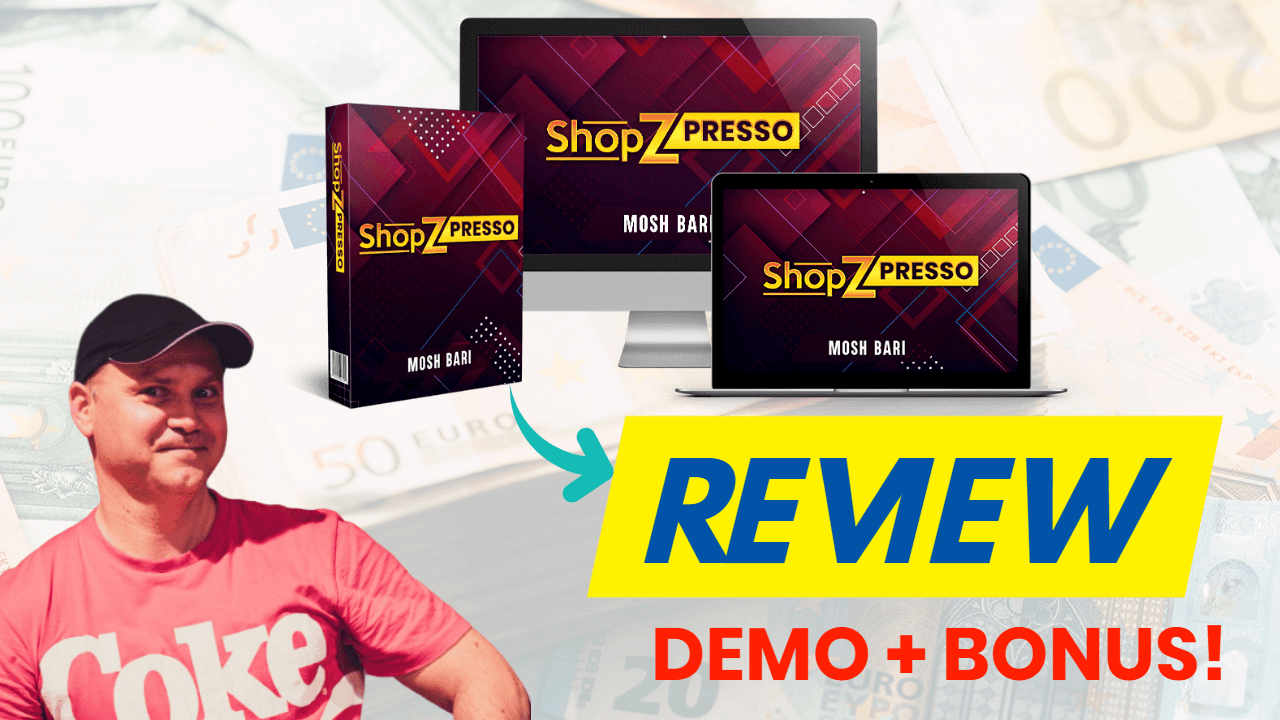 ShopZpresso review demo and bonus