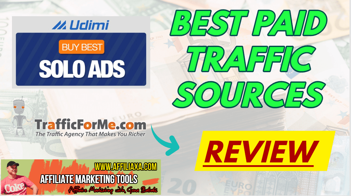 Best paid traffic sources review 2020 - UDIMI