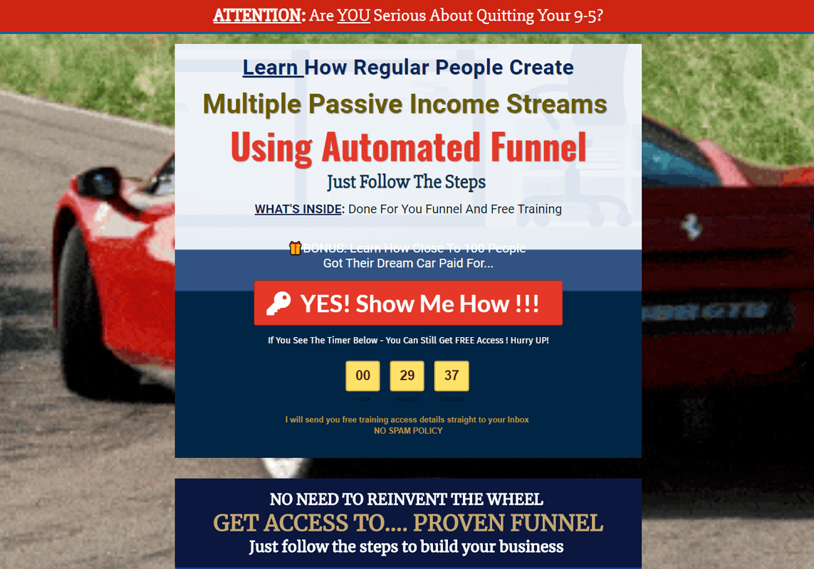 UDIMI SOLO ADS REVIEW 2020 - BEST SALES FUNNELS TO USE WITH UDIMI SOLO ADS