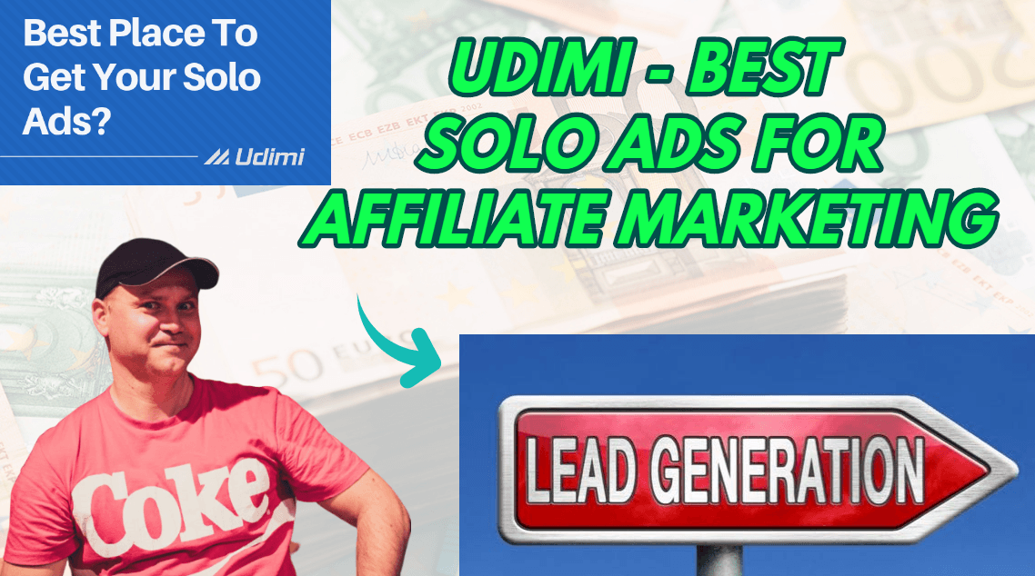 UDIMI SOLO ADS REVIEW - UDIMI -BEST SOLO ADS FOR AFFILIATE MARKETING