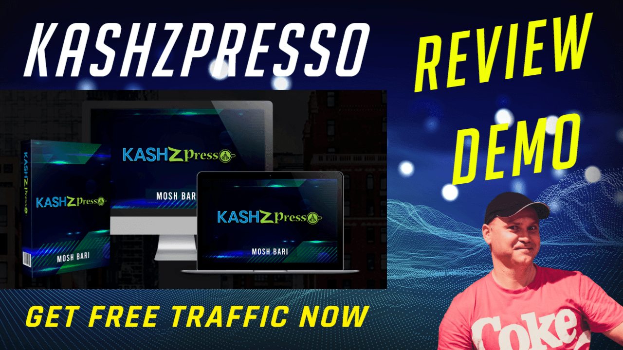 KashZPresso review and demo