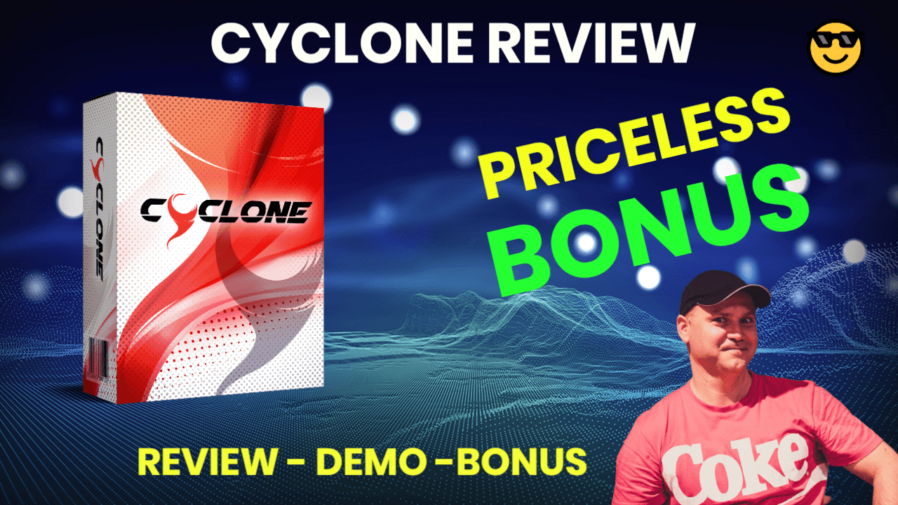 Cyclone review and traffic bonus