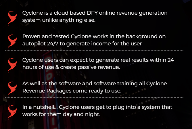 CYCLONE REVIEW AND BONUS