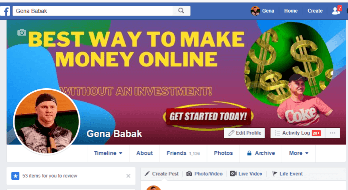 How to make money online for free promoting GrooveFunnels.