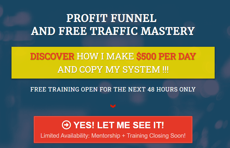 How to build a profitable funnel with Clickfunnels