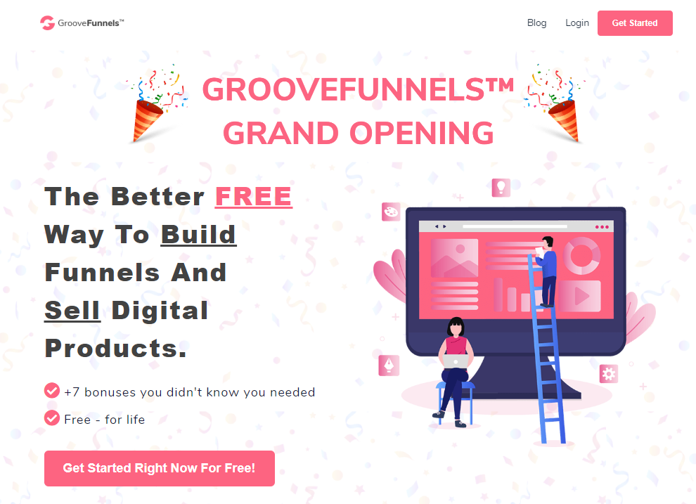 GROOVEFUNNELS AFFILIATE PROGRAM REVIEW - MAKE MONEY WITH GROOVEFUNNELS