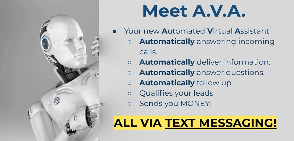 Make $100 Per Day Using Automated Virtual Assistant. AVA Review.