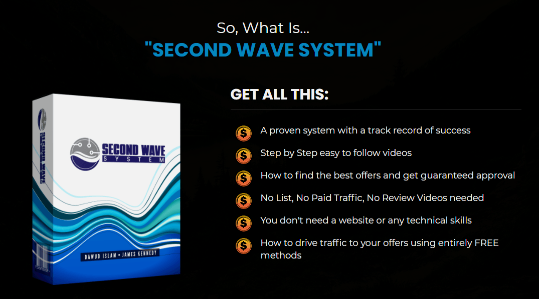 Second Wave System Review and Bonuses