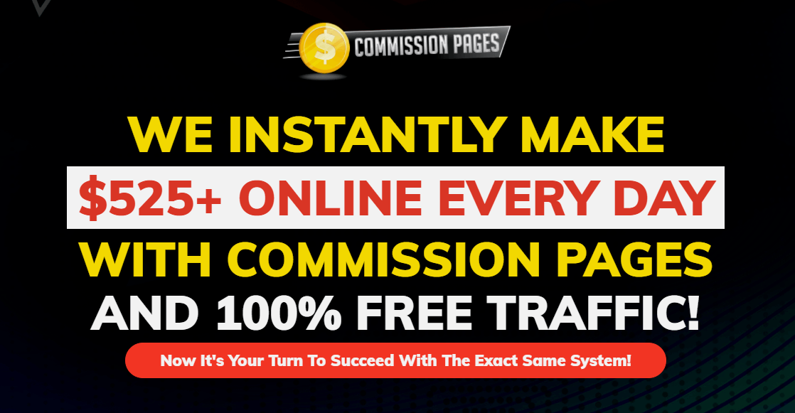 Commission Paged review and bonuses